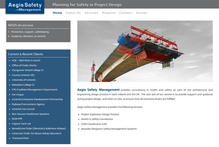 Aegis Safety Management