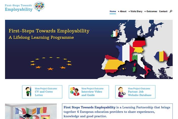 First-Steps Towards Employability